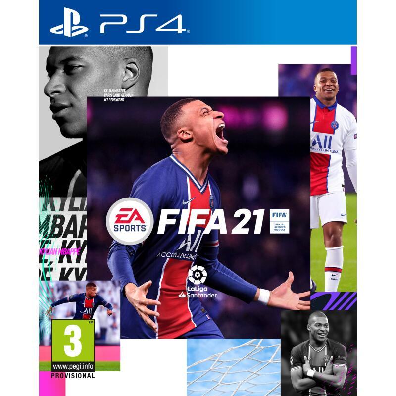 JUEGA A FIFA 21 DURANTE 10 HORAS POR 3.99 CON EA PLAY