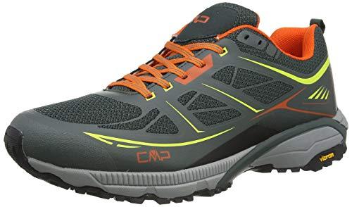CMP - F.lli Campagnolo, Zapatillas de Nordic Walking para Hombre.Vibram.