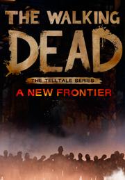 The walking dead - A new frontier (Steam key)