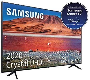 "Samsung Cystral UHD 2020 55TU7005 Smart TV 55""."