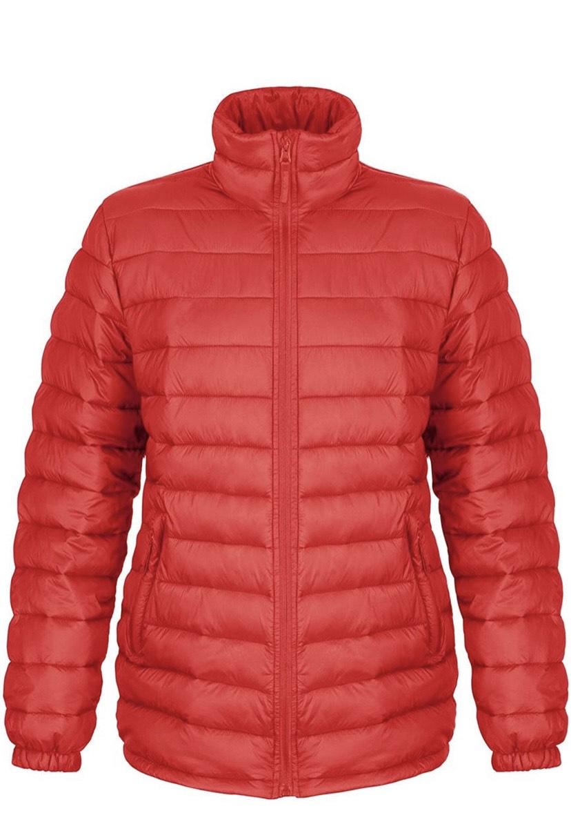 Talla XS chaqueta Acolchada Ice Bird