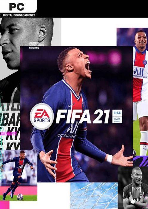 Fifa 21 PC - Versión EN/CZ/PL/TR