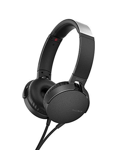 Sony MDR-XB550AP, Auriculares de Diadema Extra Bass (micrófono Integrado Compatible con Smartphones)