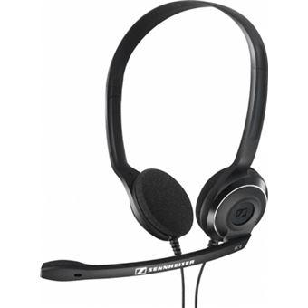 Auriculares con micrófono Sennheiser PC 8 usb