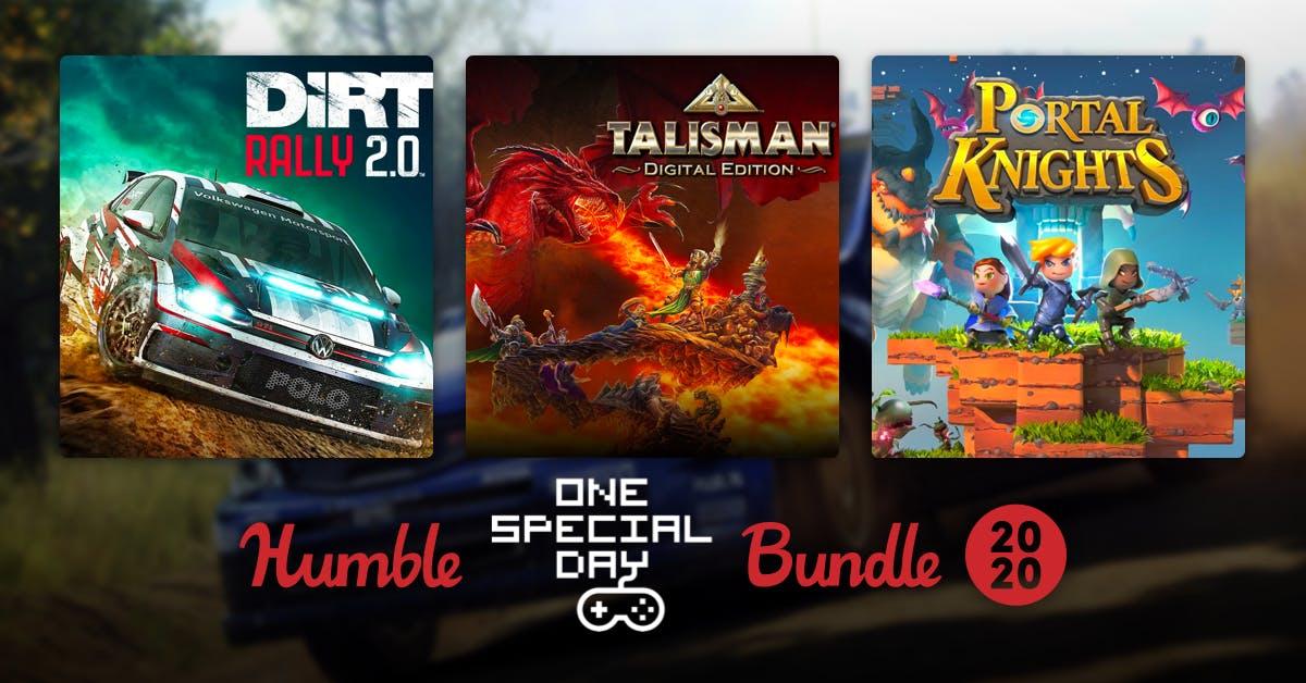 Humble One Special Day Bundle 2020 - desde los 0,84€ [Steam]