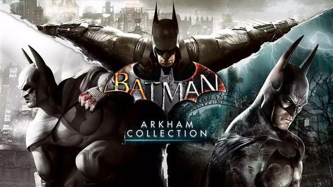 Batman Arkham Collection PS Store