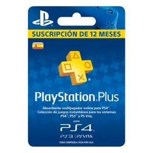 PSN Plus 365 días por solo 39€