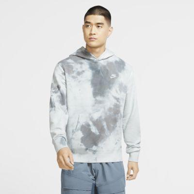 Sudadera con capucha tie-dye Nike Sportswear