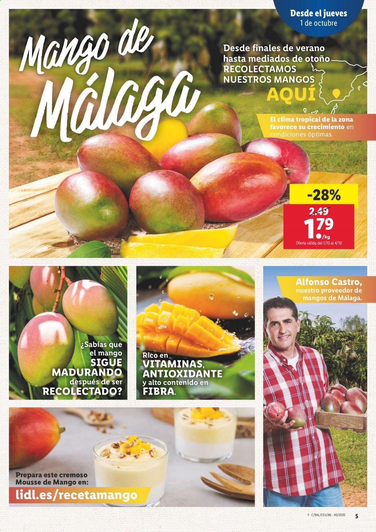 MANGO DE MÁLAGA Categoría: I bandeja de 1KG.(producto 100% español)Rico en vitaminas, antioxidante y alto contenido en fibra.
