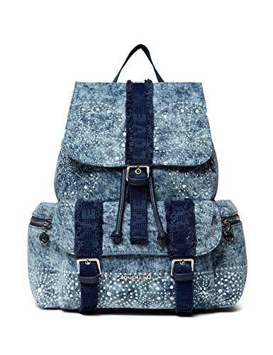 Desigual, mochila para mujer, para hombre, para niños, para quien sea.
