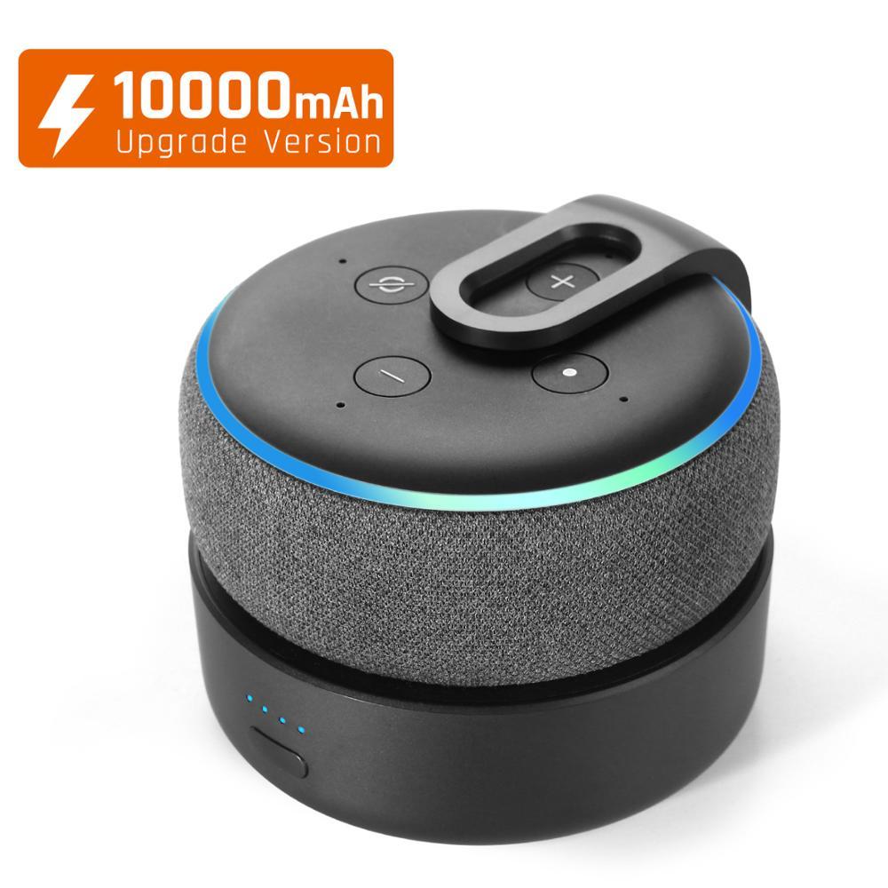 Batería Alexa Echo Dot 3ª - 10.000 mAh