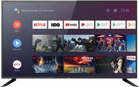 "TV LED 40"" OK Full-HD, Android TV"