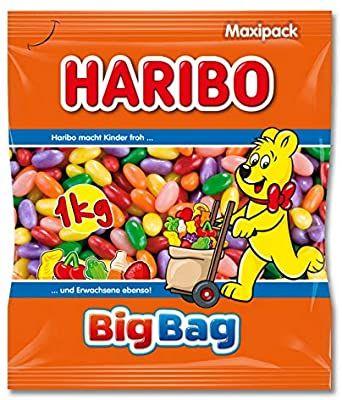 Haribo Gummy Beans Caramelos Grangeados. 1kg
