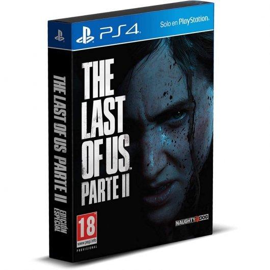 The Last of Us Parte II Edición Especial PS4