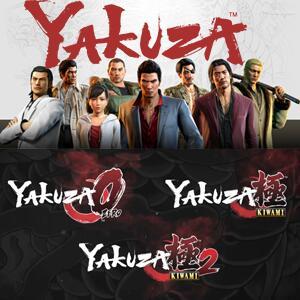 Juega gratis Yakuza 0, Yakuza Kiwami y Yakuza Kiwami 2 (XBOX)