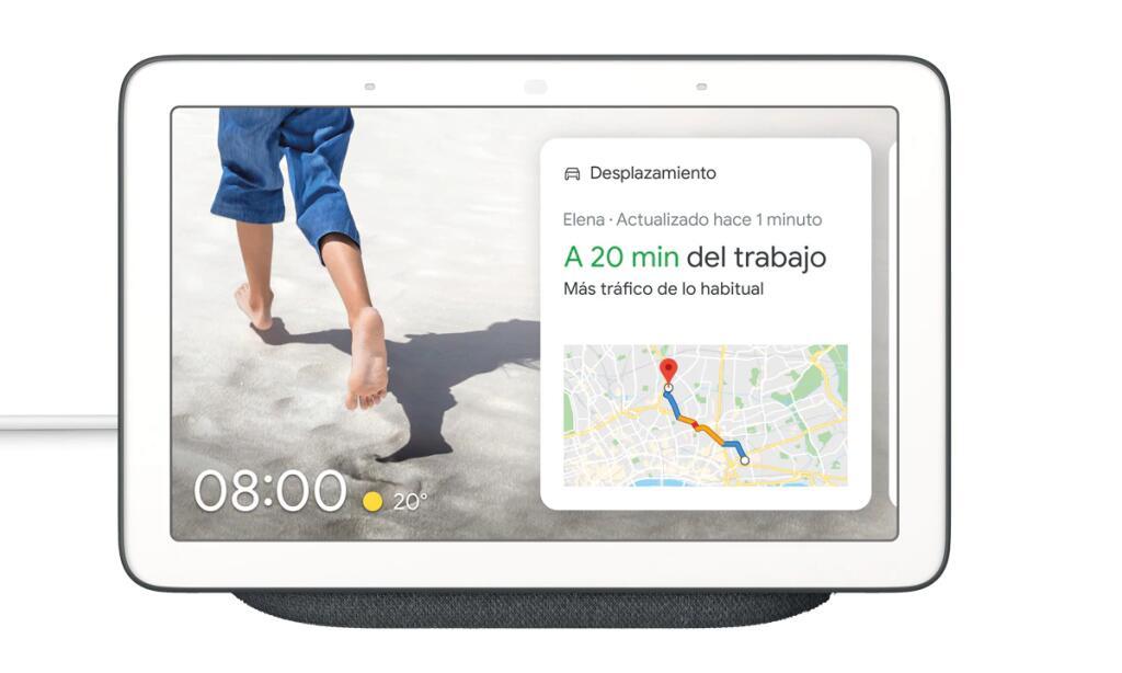 Pantalla inteligente Google Nest Hub