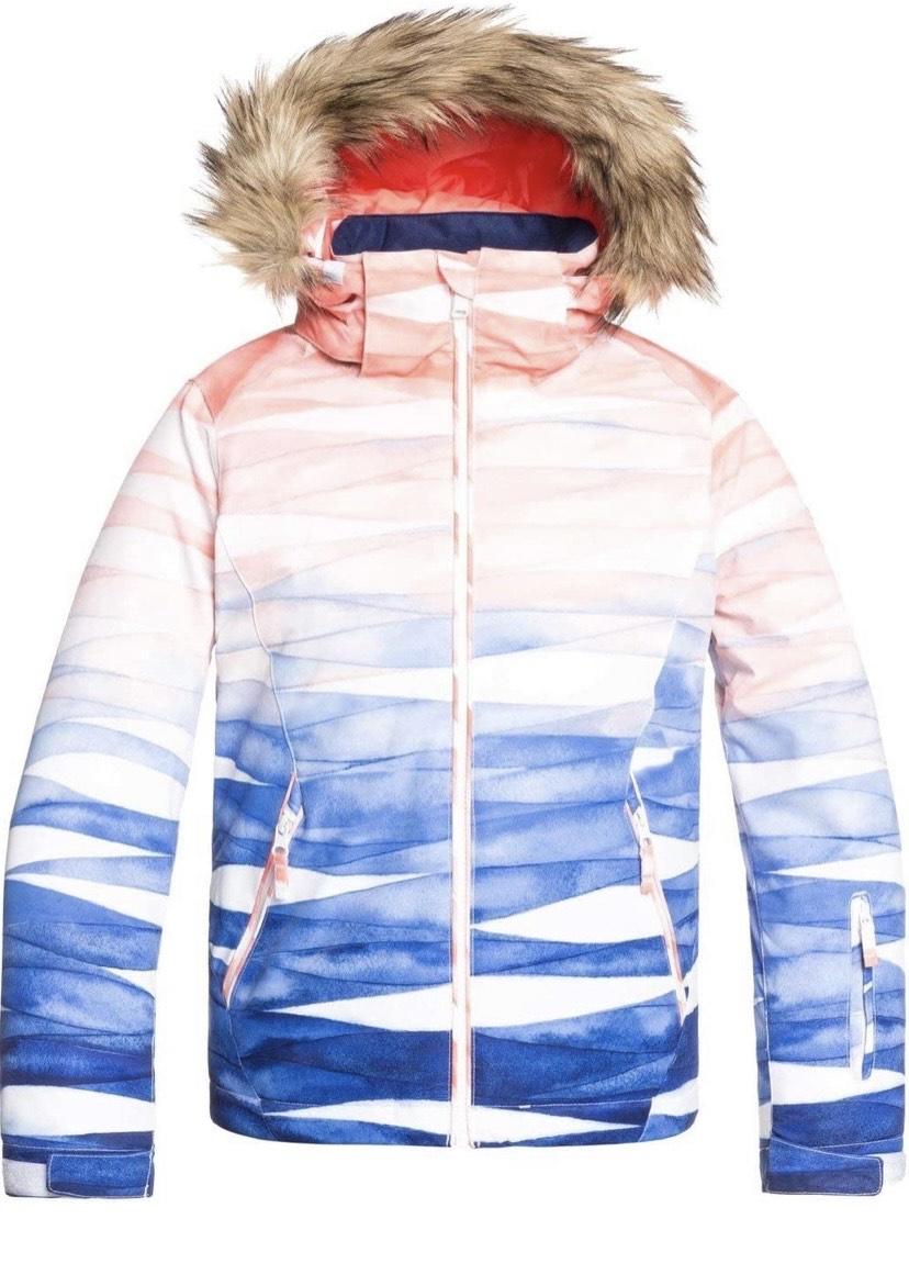 Talla L (12/16años ) chaqueta Roxy Jet Ski