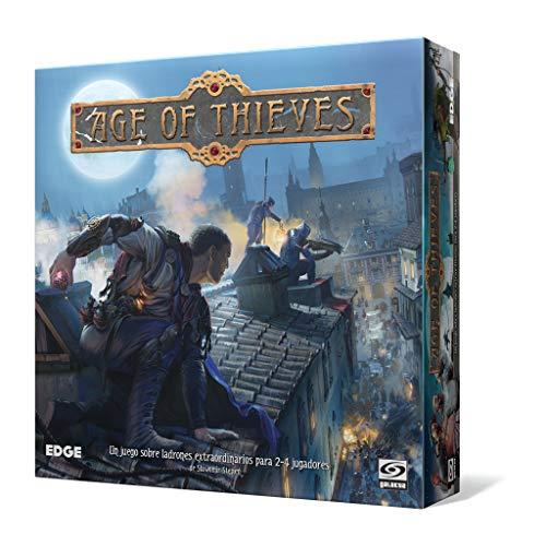 Age of Thieves - Juego de Mesa