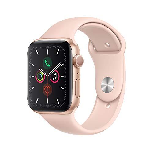 Apple Watch Series 5 GPS 44 mm Oro rosa