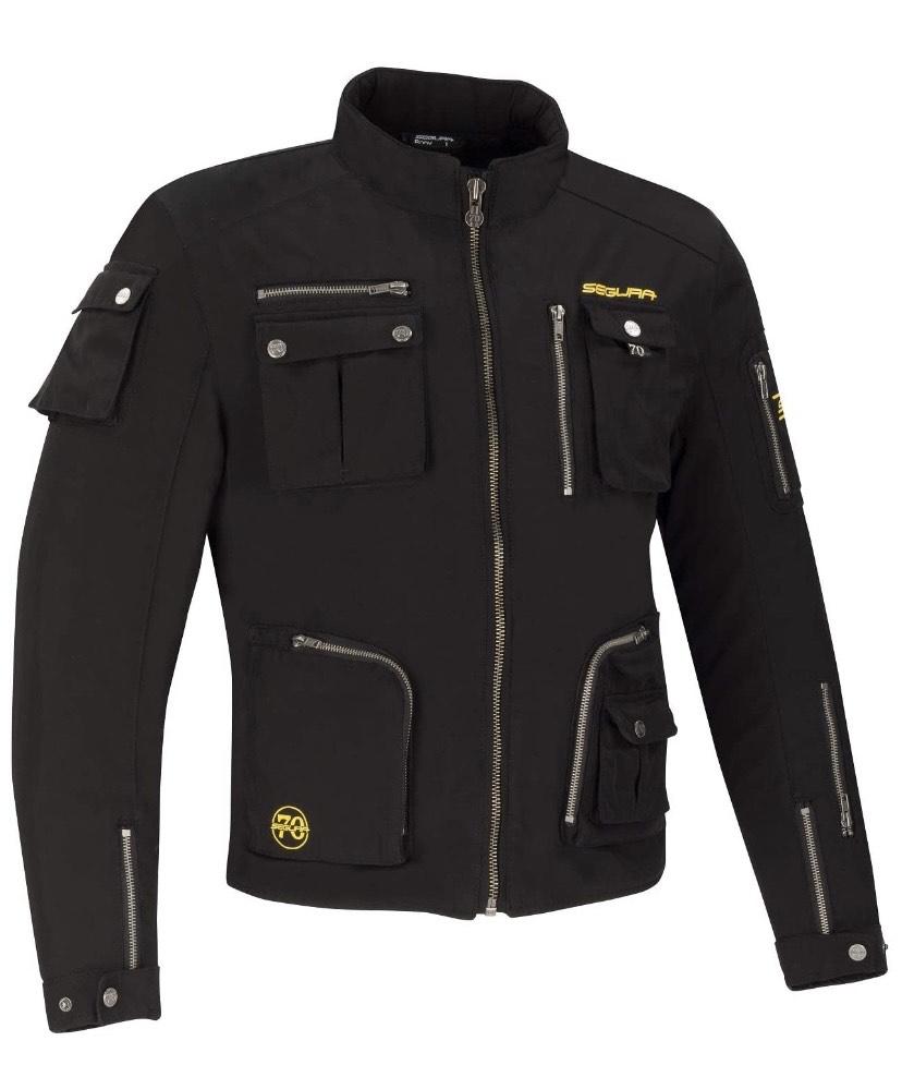 Talla L chaqueta de moto Segura TAZER