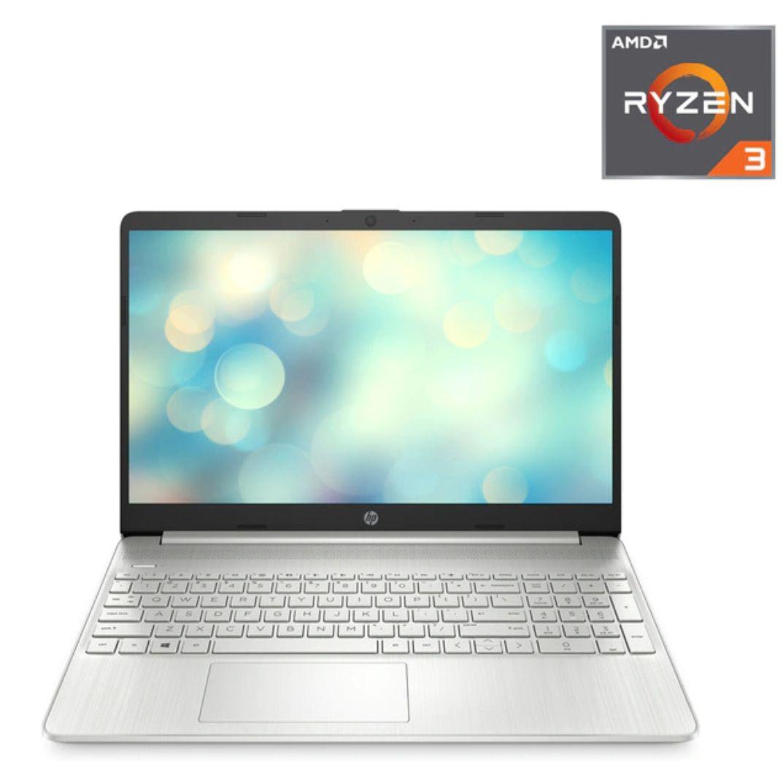 Portátil HP 15s-eq1016ns, AMD Ryzen 3, 8GB, 512GB SSD, FreeDOS