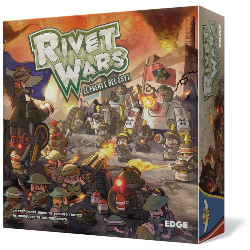 Rivet Wars - juego de tablero en castellano