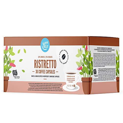 30 capsulas compatibles Nespresso marca blanca Amazon