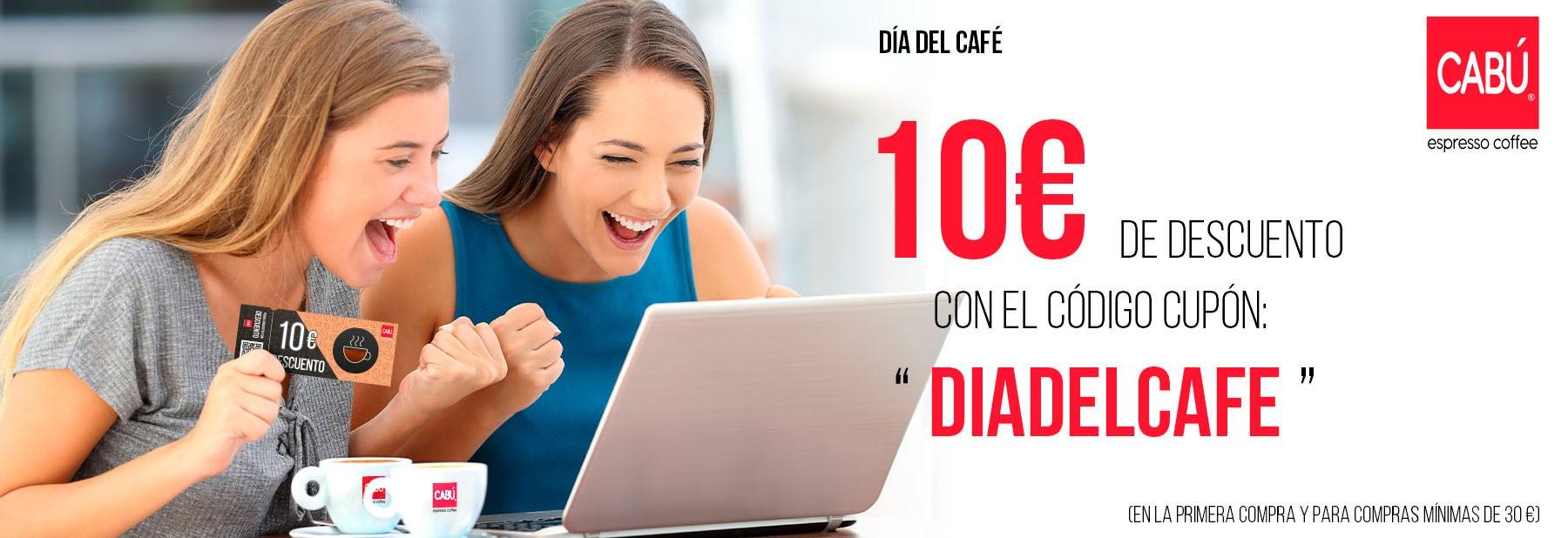 150 cápsulas Cabu Coffe compatibles Nespresso por 20€ puesto en casa... ¡y más! (AMPLIADO)