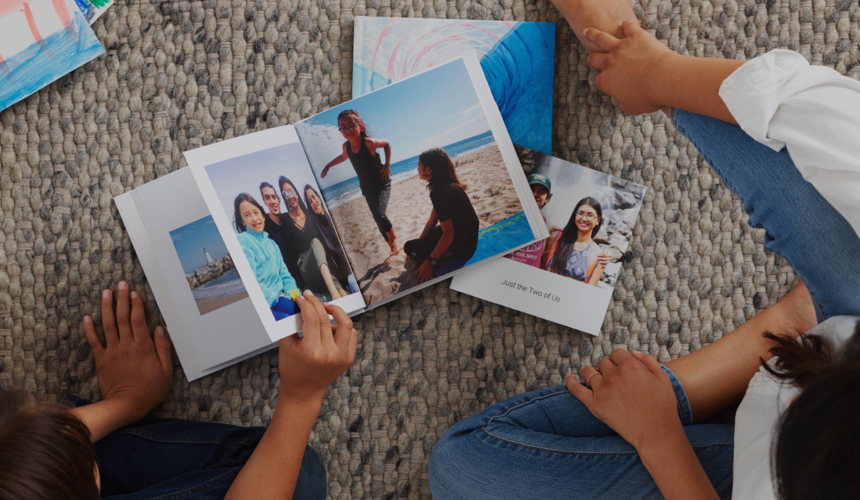 Cupón -15% en libros de recuerdo de Google Fotos (nuevos usuarios)