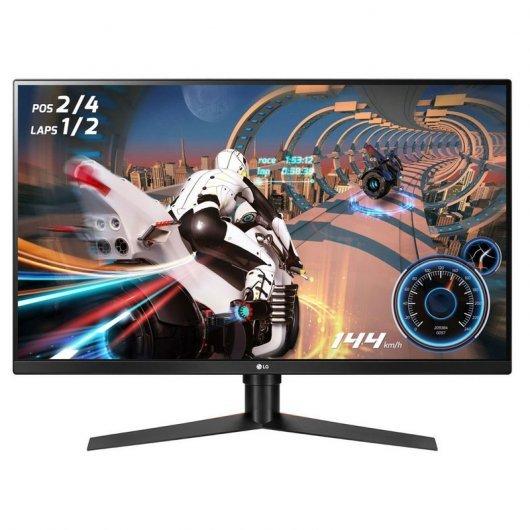 """Monitor 31.5"""" LG LED QuadHD 144Hz FreeSync"""