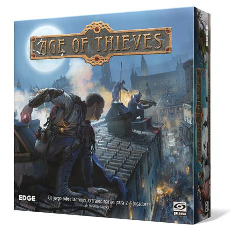 Age of Thieves, juego de tablero (castellano)