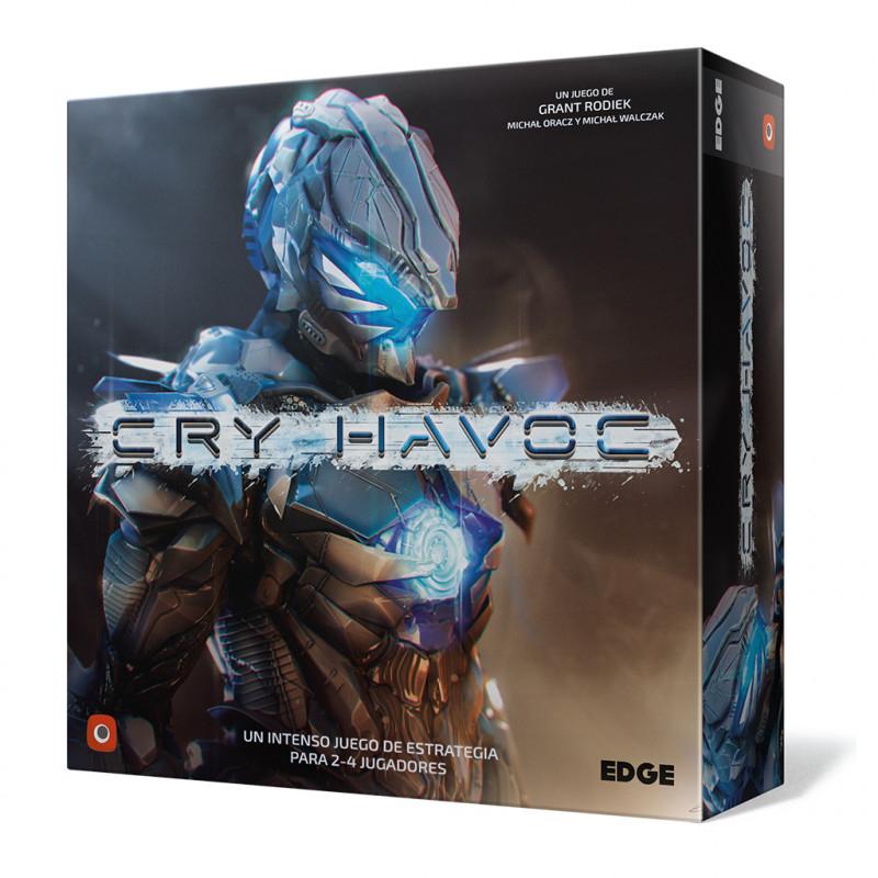 CRY HAVOC (juego de mesa en castellano)