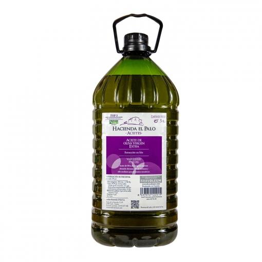 Garrafa 5L. Aceite de oliva virgen extra Hacienda El Palo