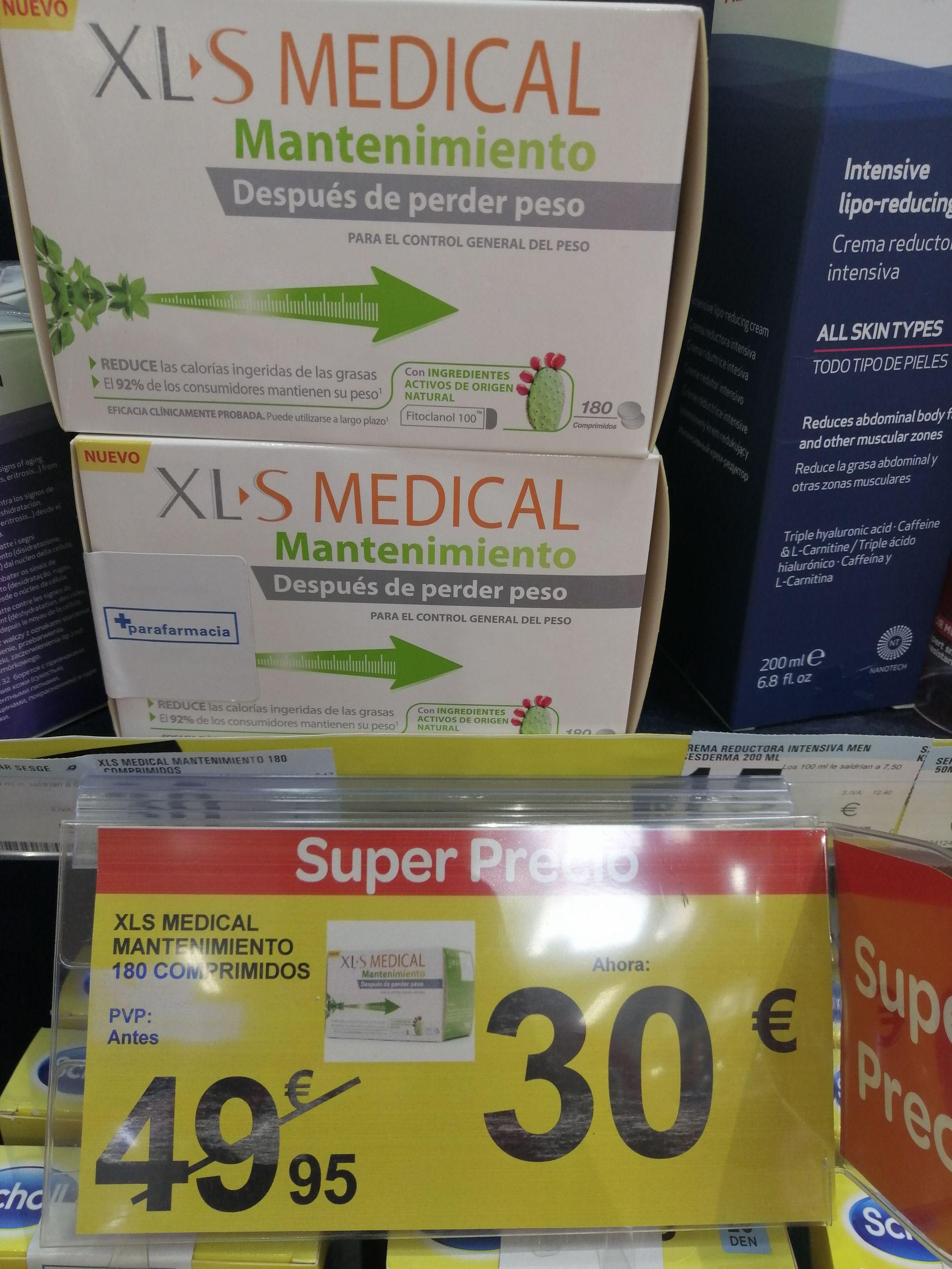 XL-S sigue manteniendo tu peso fácilmente con este chollo en Carrefour Almería