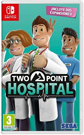 Two Point Hospital Switch (MEX Eshop)