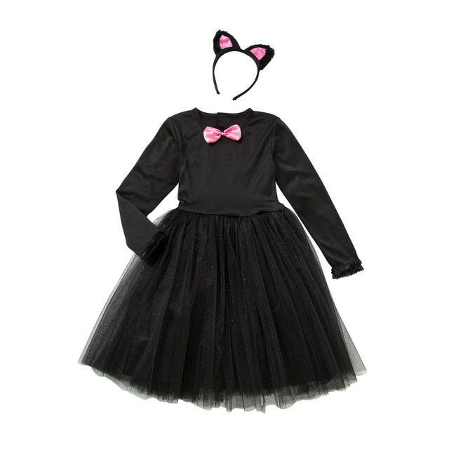 Disfraz gatita negra El Corte Inglés