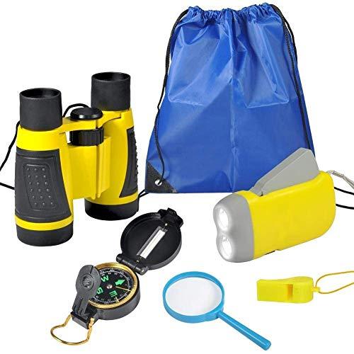 Kit explorador niños, 6 piezas