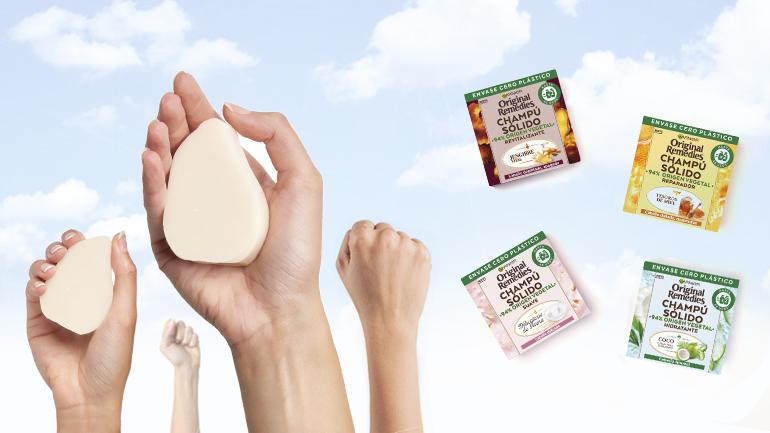 Prueba gratis el Champú Sólido de Original Remedies