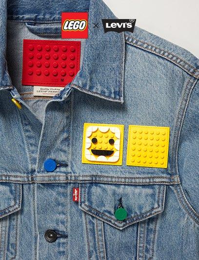 Hasta un 50% en Nueva colección levi's y Lego.
