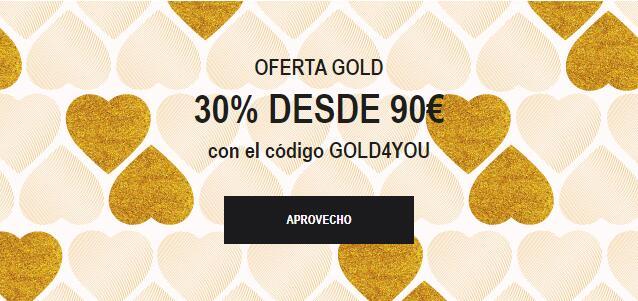 -30% desde 90€ de compra en Sarenza