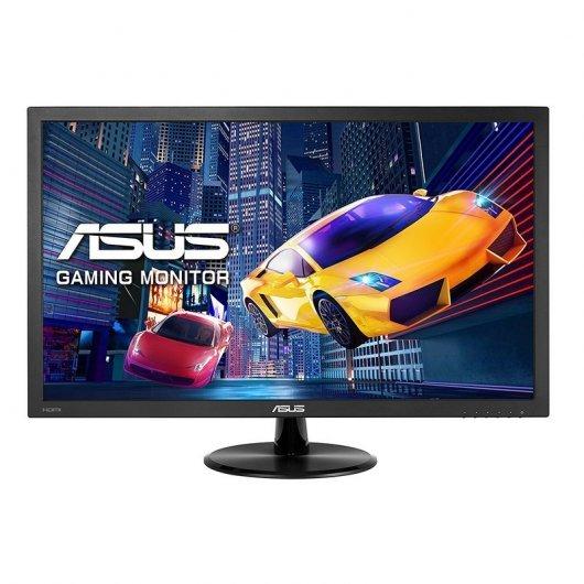 "Monitor Básico Asus VP228HE 21.5"" LED FullHD"