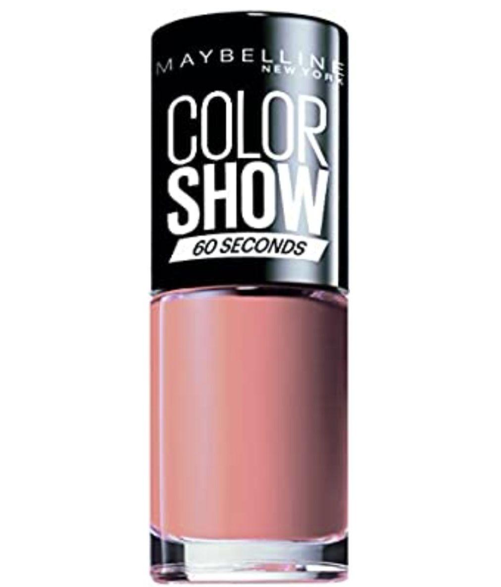Maybelline New York Color Show, Esmalte de Uñas Secado Rápido. (Varios Tonos)