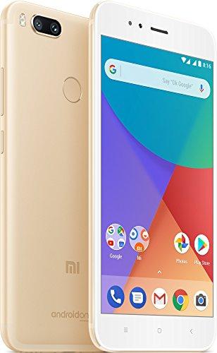 """Xiaomi Mi A1 4/64GB 5,5"""" (Oro) [Amazon España]"""