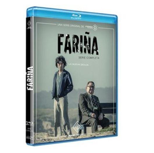 Fariña Serie Completa - Blu-Ray