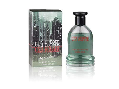 """Street Looks Edt 100 ml""""City Hopper"""""""