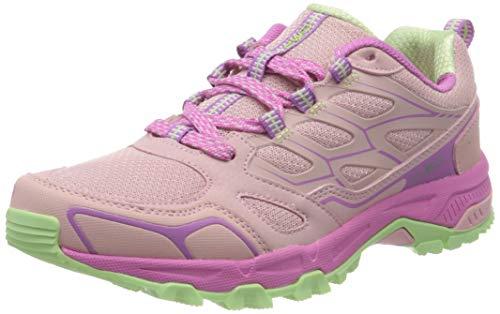 CMP – F.lli Campagnolo .Zapatillas de Trail Running para Mujer.Talla 38.Color: Pink Pastel