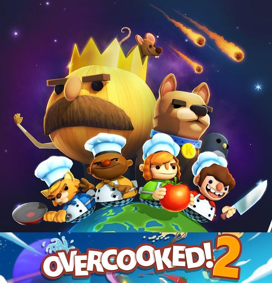 Overcooked!2 en Steam