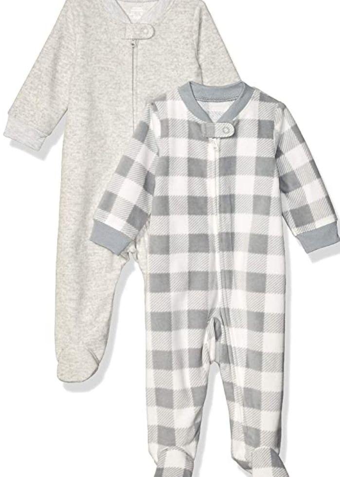 Pijamas para bebés (talla prematuro)
