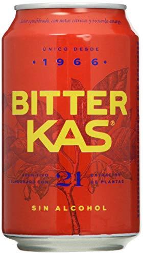 Lata 33 cl Bitter Kas por sólo 42 céntimos. Dto. adicional: 5% si compras 5 o 10% si compras 10
