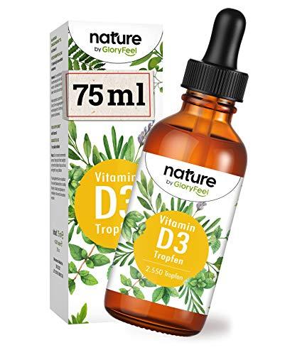 Vitamina D3 en gotas